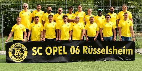Sc Opel RГјsselsheim